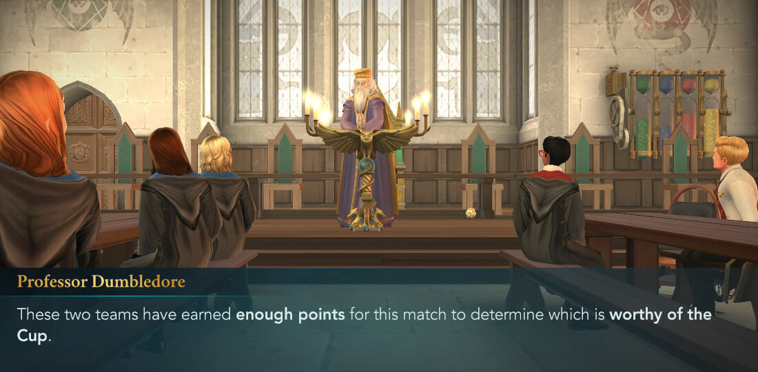 Harry Potter Hogwarts Mystery Quest for the Quidditch Cup Part 1