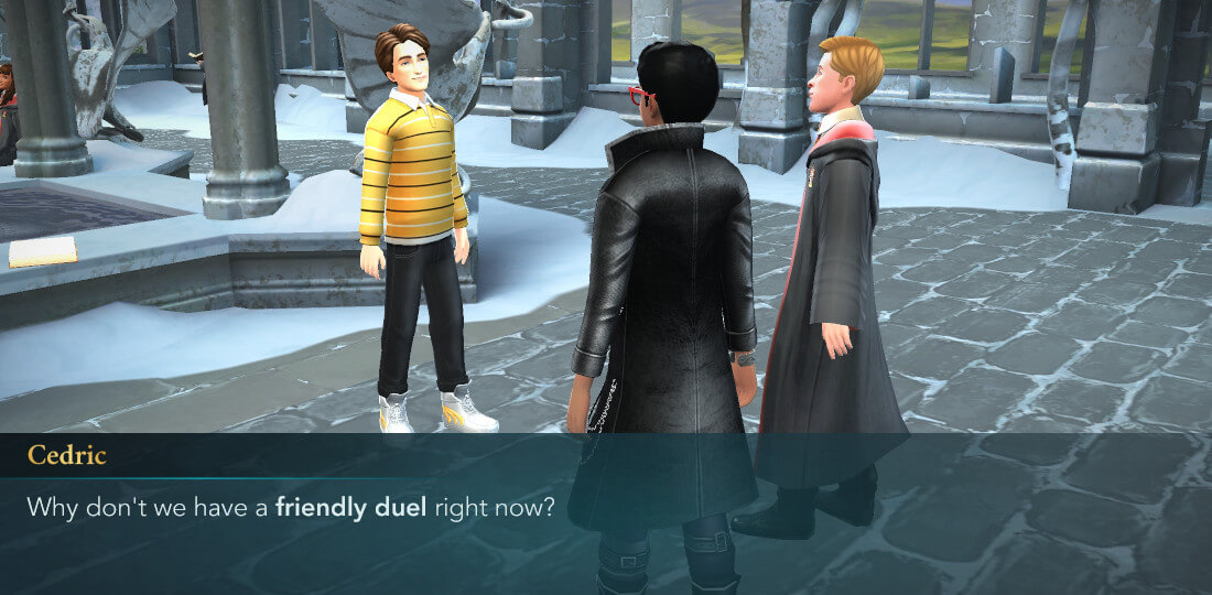 Harry Potter Hogwarts Mystery Walkthrough Year 6 Chapter 14