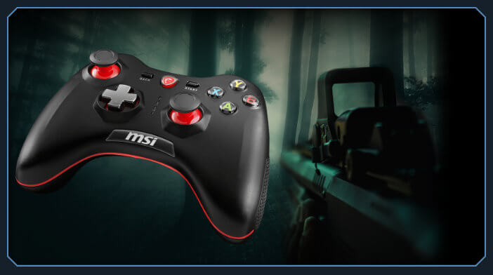 MSI Force GC30 controller
