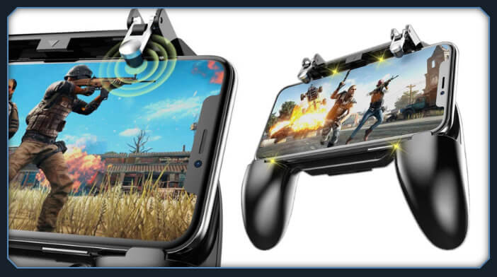 coobile mobile game controller
