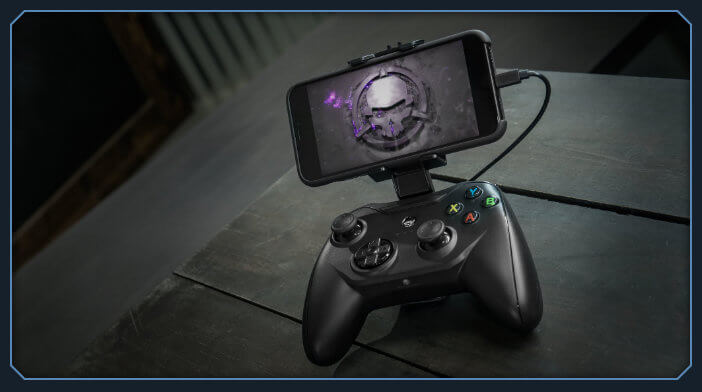 rotor riot controller