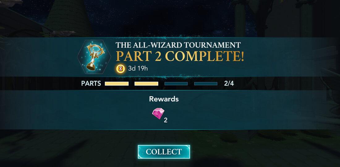 Harry Potter Hogwarts Mystery Walkthrough The All-Wizard Tournament Part 2