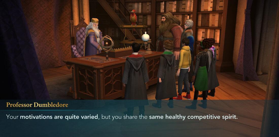 Harry Potter Hogwarts Mystery Walkthrough The All-Wizard Tournament Part 3