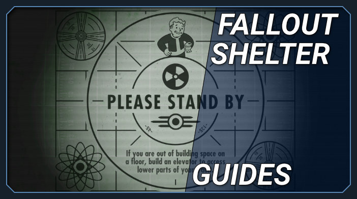 fallout shelter guides tips tricks
