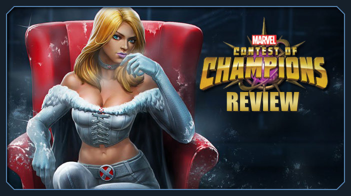 marvel contest of champions review