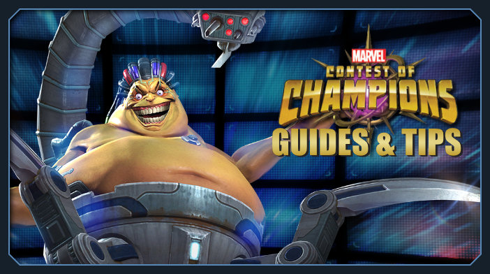 marvel contest of champions guide tips tricks