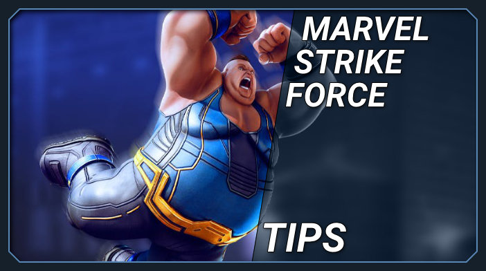marvel strike force review and guides