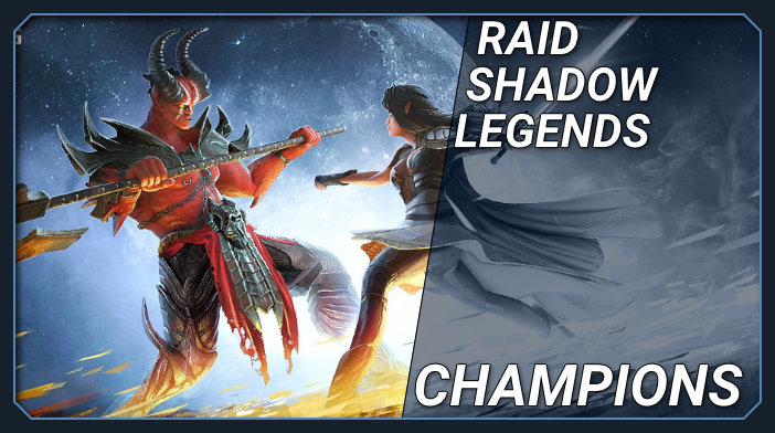 raid shadow legends champions guides, tips and cheats
