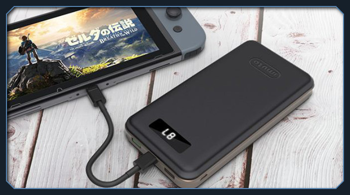 IMUTO PORTABLE CHARGER X6L PRO gaming review, specifications, statistics