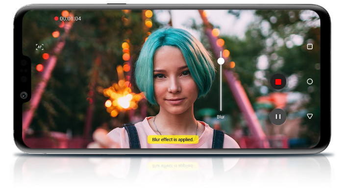 LG G8 ThinQ review, gaming and specifications
