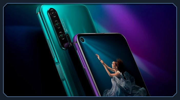 honor 20 pro gaming review, specifications and statistics
