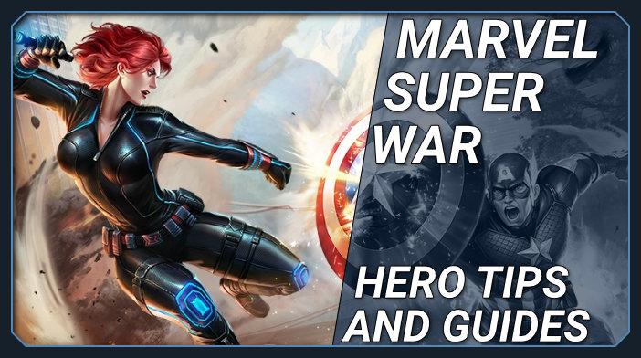 marvel super war tier list and best champions, meta heroes
