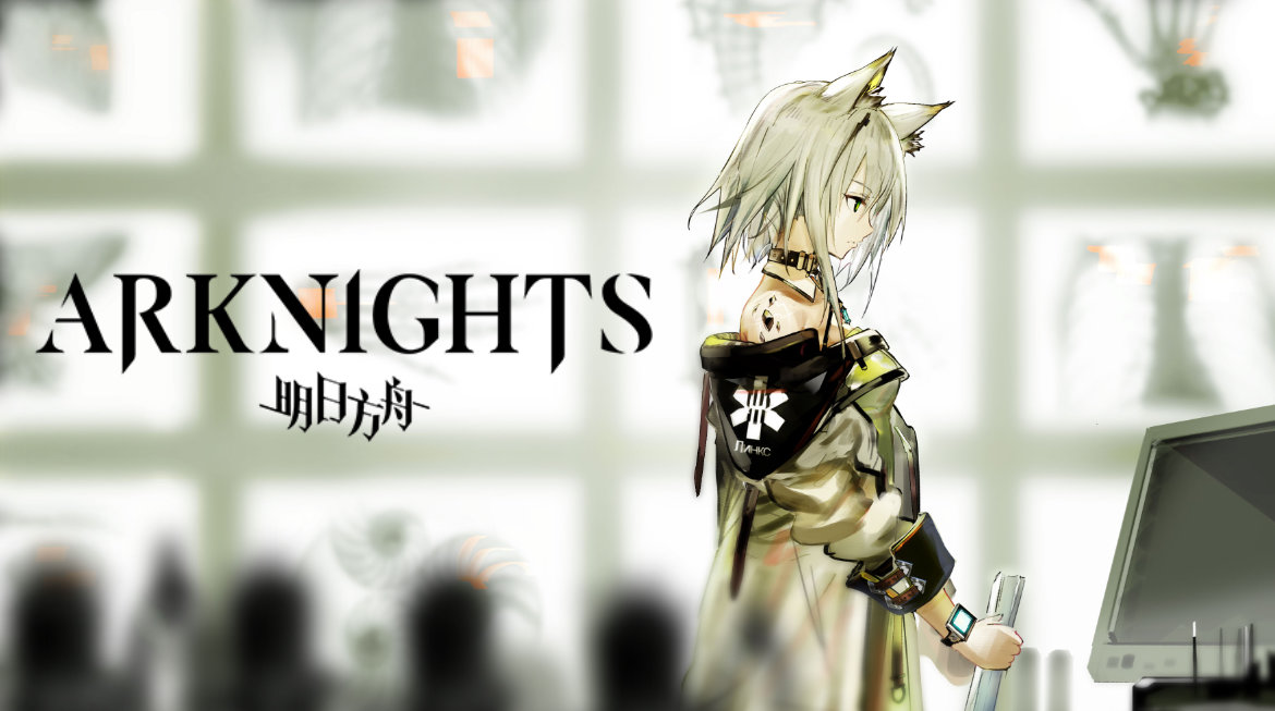 arknights mobile game