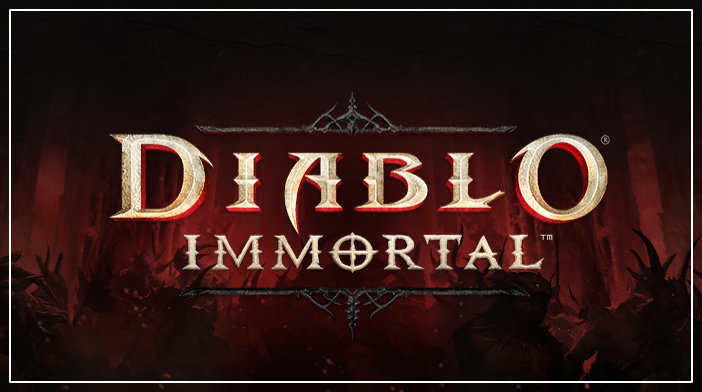 diablo immortal mobile game