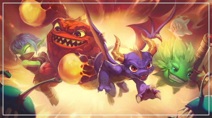 Skylanders Ring of Heroes guides, tips, tricks