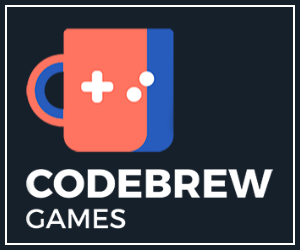 codebrew games logo