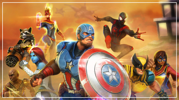 marvel strike force tier list and best teams meta champions