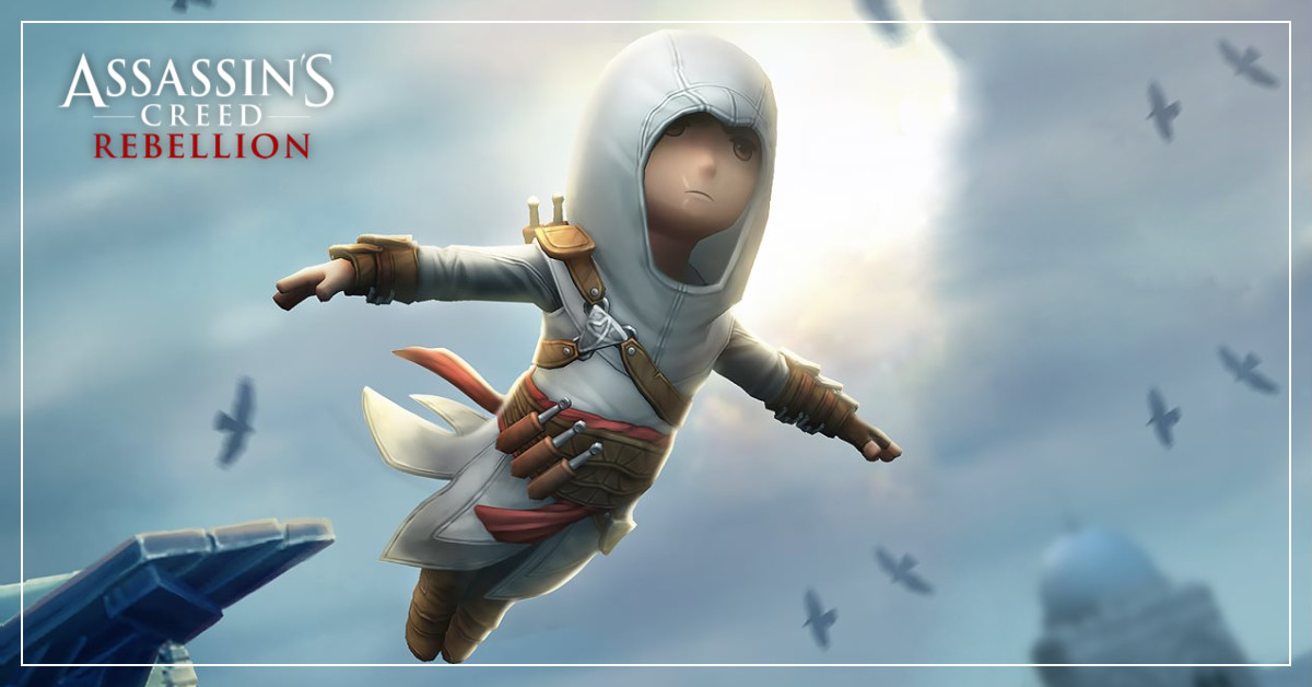 Assassin S Creed Rebellion Review And Guides Is Ti Worth It