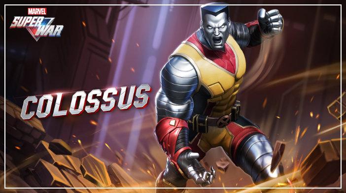 Marvel super war tier list best champions colossus