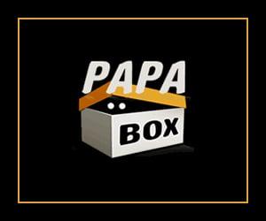 papabox logo