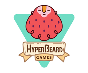 hyperbeard games logo