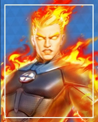 MSW Human Torch